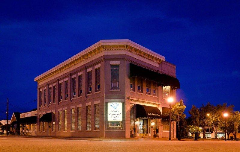 Ann's Diamond Center | Raleigh Photographer - Jebb Graff