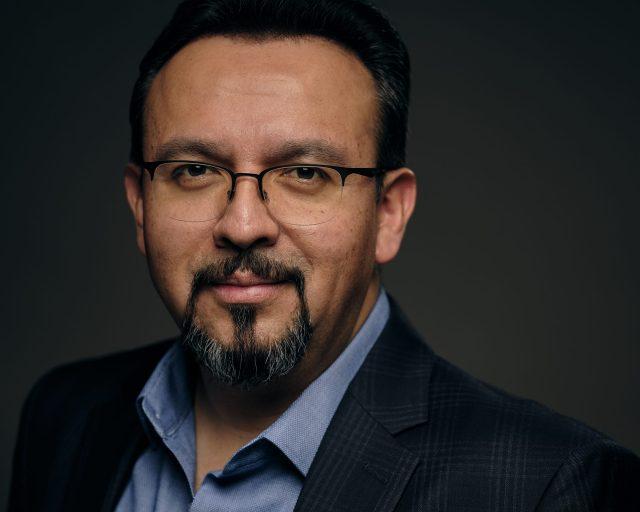 Santiago J. Muñoz Headshot by Jebb Graff