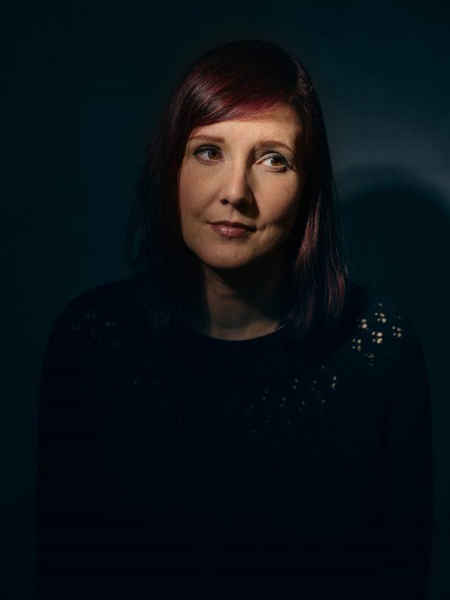 Laura McFalls Portrait by Jebb Graff
