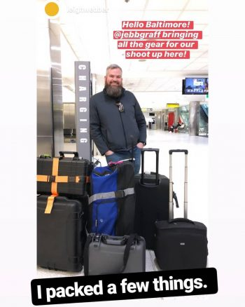 Packed for Travel - FAQ - Jebb Graff, Photographer