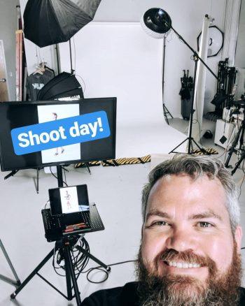 Shoot Day - FAQ - Jebb Graff