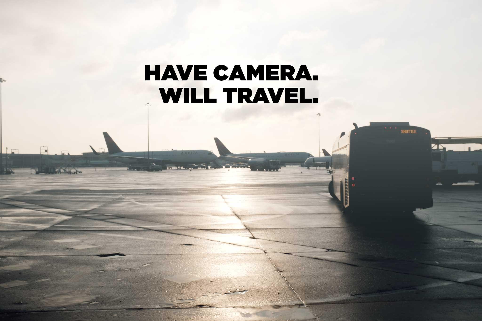 FAQ - Do you travel? | Jebb Graff, Photographer